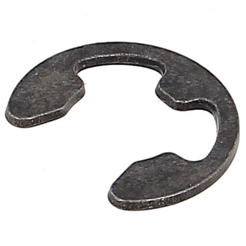 Collier d'Epaulement pour Arbre Acier Noir DIN 6799