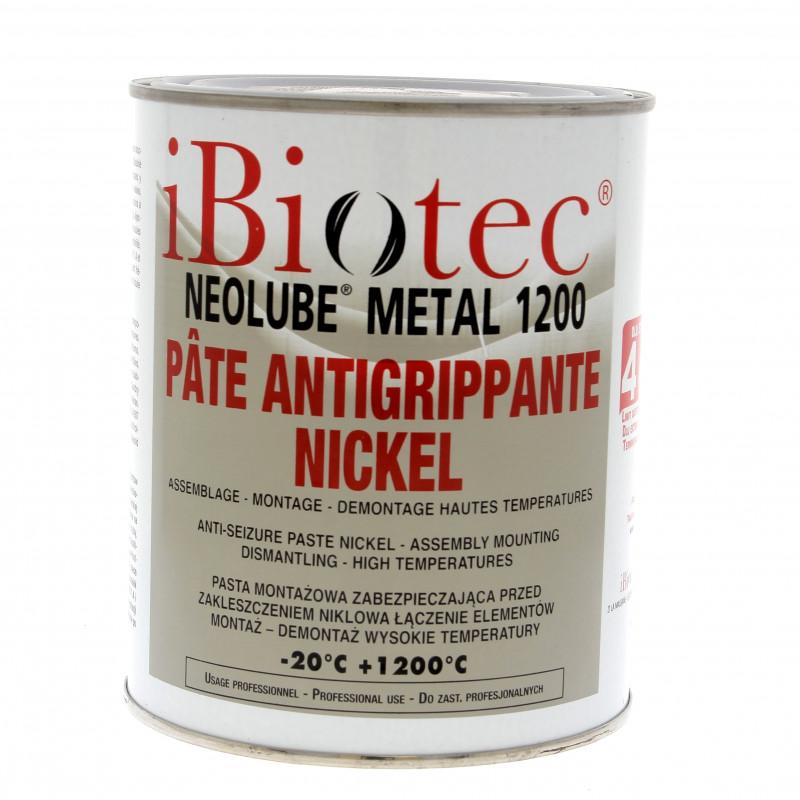 Pâte Blanche Céramique Haute Température Lubrifiante Néolube Ceram 900 Ibiotec