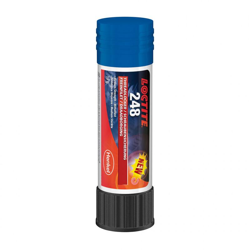 Frein Filet Moyen en Stick Loctite 248 19G