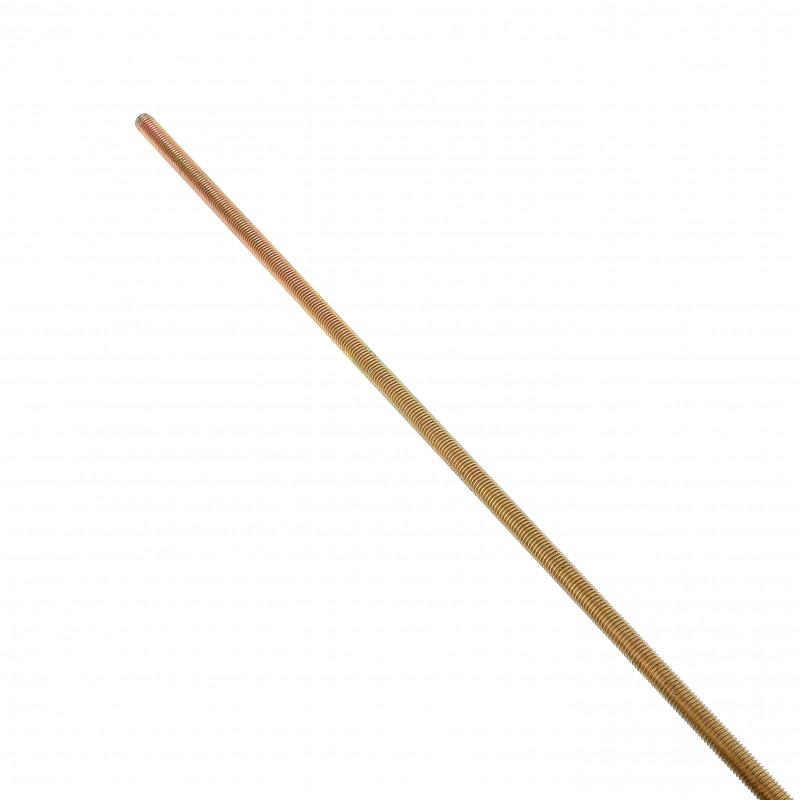 Tige Filetée Acier 4.6 Zingué Bichro DIN 975