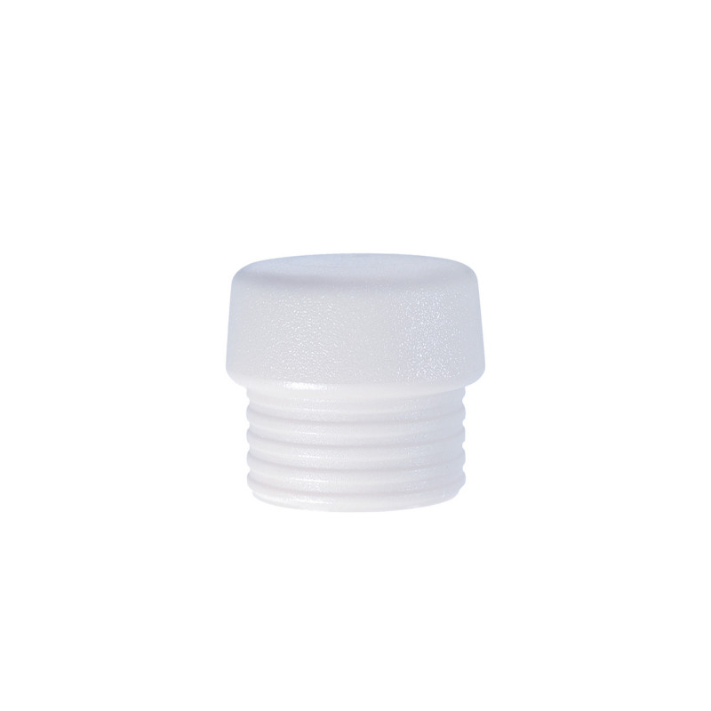Embout Rond Blanc pour Massette Safety